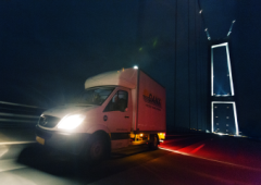 DANX car, Storebælt, in-night distribution, Nordic